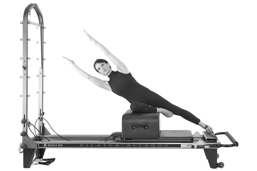 Pilates Excercises Slideshow Landscape