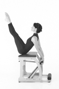 The Pi PiLates Concept - Wunda Chair - Mountain Climber
